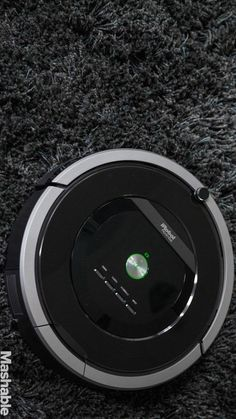 A lawn-mowing version of the Roomba robotic vacuum cleaner might be coming to your backyard soon