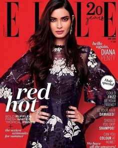 Hello Again! Diana Penty Looks Ethereal as the Cover Girl of Elle Magazine! | PINKVILLA