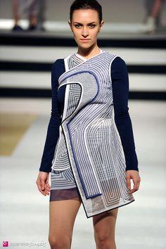 Bunka Fashion Graduate University Fashion Week 2012 - 2 (Shibuya,Tokyo)