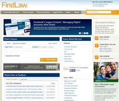 20 Resources You Can Use to Search the Invisible Web: FindLaw
