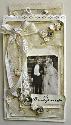 Mette`s Kortverden: Til Brudeparet