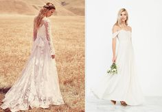 Destination wedding proof wedding dresses Perfecte trouwjurken voor als je gaat trouwen in het buitenland Jurk, trouwjurk, bruidsjurk, dress, odylyne the ceremony, reformation