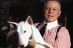 Don Cherry creates new foundation to promote and support animal welfare - Don Cherry poses with his dog, Blue, in 2004. (Bruce Bennett Studios/Getty Images)