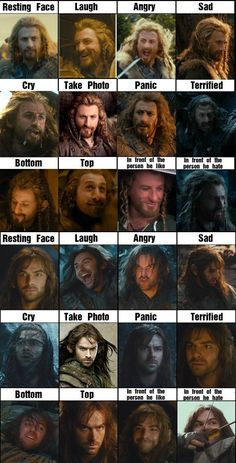 fili and kili - Google Search