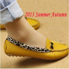 Sapato feminino spring flat