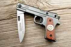 ファンシー - 45自動弾丸銃のナイフ