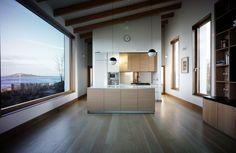Aughey O'Flaherty Architects · The Lake House