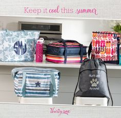 Thirty-One Gifts Thermals Summer 2017 Perfect Party Set www.mythirtyone.com/1916466