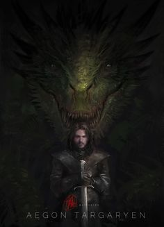 "Jon ""Aegon"" Targaryen, game of thrones Arte Game Of Thrones, Game Of Thrones Artwork, Game Of Thrones Dragons, Got Dragons, Game Of Thrones Funny, Mother Of Dragons, Drogon Game Of Thrones, Fanart, Game Of Throne Lustig"
