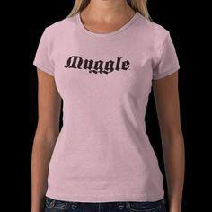 Harry Potter Muggle Tee Shirt