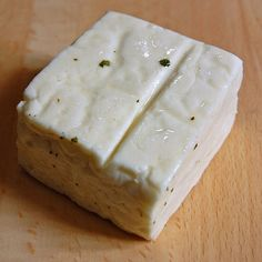 Halloumi cheese  (I'll have to try this, fairly easy, just need to get molds first)