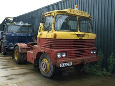 Old Lorries, 10 Picture, Commercial Vehicle, Classic Trucks, Old Trucks, British, Vans, Photo And Video, Vehicles