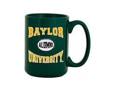 Once graduation is over, it's time for tons of Baylor alumni swag. #SicEm