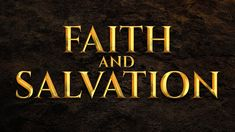 Is faith simply a belief or mental assent to something? What does our faith have to do with the inner workings of Salvation? 119 Ministries, Torah, Ministry, Faith, Christian, Teaching, Youtube, Bible Studies, History
