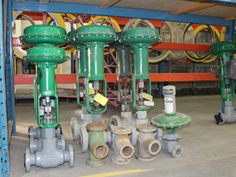 A control valve is a device used to manage and direct the flow of fluids by varying the size of the flow passage. It controls flow, temperature, pressure, or liquid level. Control Flow, Control Valves, Oil And Gas, Industrial, The Unit, Industrial Music