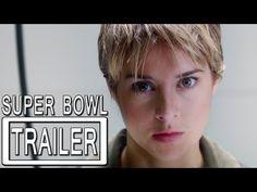 Jessie Spencer's Music Blog: Insurgent Super Bowl Trailer Official - The Divergent Series