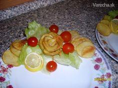 Opekané zemiakové ruže (fotorecept) - recept   Varecha.sk Party Mix, Mexican, Ethnic Recipes, Food, Essen, Meals, Yemek, Mexicans, Eten