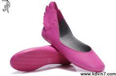Adidas X Jeremy Scott Wings Ballerina Pink