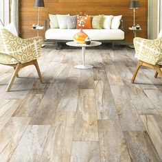 "Shaw Floors Easy Style 6"" x 36"" x 4mm Luxury Vinyl Plank in Ginger & Reviews 