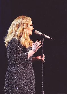 Adele, the one and only.