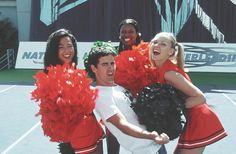 #film #fashion #bringiton #kirstendunst #cheerleaders #rahrah #pompoms #fun