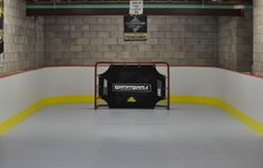 Bob's hockey area