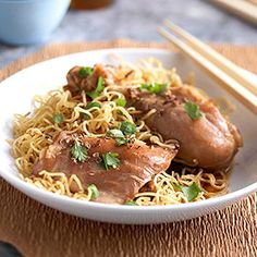 Chinese Red-Cooked Chicken