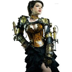steampunk_cog_render_by_frozenstocks-d87lptu.png ❤ liked on Polyvore featuring steampunk