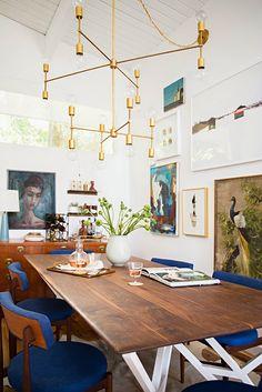 Elegant Casa De Blogger #3. Emily Henderson