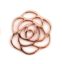 Shop for on Etsy, the place to express your creativity through the buying and selling of handmade and vintage goods. Wire Wrapped Rings, Gold Wire, Rose Gold Plates, Wire Wrapping, Heart Ring, Gold Rings, Floral Design, Handmade Jewelry, Delicate