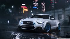 HD wallpaper: white Ford Mustang, vehicle, car, Need for Speed, mode of transportation Ford Mustang Gt, Mustang 2015, Neuer Ford Mustang, Ford Mustang Wallpaper, Mustang Cars, Wallpaper Carros, F1 Wallpaper Hd, Hd Wallpapers 1080p, Gaming Wallpapers
