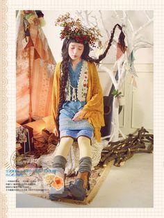 http://item.taobao.com/item.htm?spm=a1z10.5.w4002-1097636391.32.nBByc7=15664798740  #mori, #morikei, #forestgirl