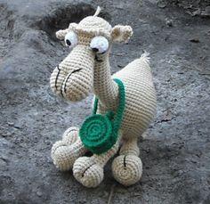 Ravelry: Joe the Camel A Crochet Pattern pattern by Erin Scull
