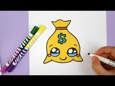 KAWAII GELD MALEN :) - YouTube