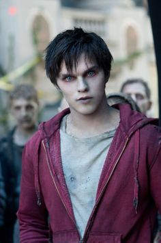 Warm Bodies  Must say...the book is sooo much better, Issiac Marion did amazing with it <3