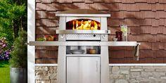 Neapolitan Pizza make incredible pizzas at home Kitchen Oven, Kitchen Appliances, Kitchen Stuff, Outdoor Oven, Outdoor Cooking, Outdoor Kitchen Design, Outdoor Kitchens, Incredible Pizza, Portable Pizza Oven