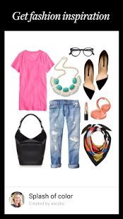 Polyvore Style: Fashion to Buy- screenshot thumbnail