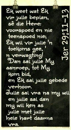 Scripture Crafts, Scripture Verses, Bible Verses Quotes, Bible Scriptures, Uplifting Christian Quotes, I Love You Lord, Afrikaanse Quotes, Prayer Board, Special Quotes