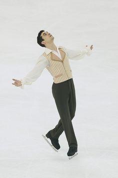Javier Fernandez Photos - 2015 Shanghai World Figure Skating Championships - Day 5 - Zimbio