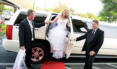 Our Florida wedding limousine and shuttle services will ensure your wedding limo needs are met in and around all of Central Florida.