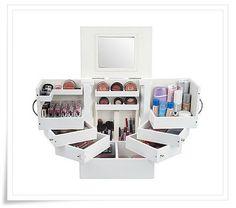 Et Lorie Greiner créa l'organiseur cosmétique...