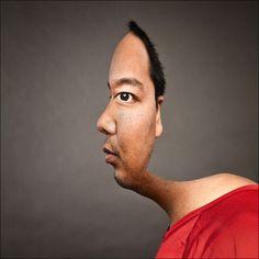 Profil De Face - Dmitri Elson