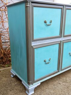 Emily's Up-cycled Furniture: Evolution Of A Stereo Cabinet