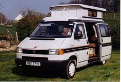 15 VW Autosleeper Camper