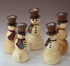 Image result for turned snowman