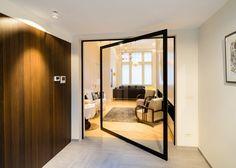 "Anyway Doors (Product) - Taatsdeur concept als imposante ""Room Divider"" - architectenweb.nl"