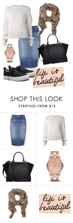 """""""Modest outfit"""" by pentecostalgirll ❤ liked on Polyvore featuring River Island, Acne Studios, Fendi, Marc by Marc Jacobs, Sole Society, WALL, Eytys, casual, Modest and apostolic"""