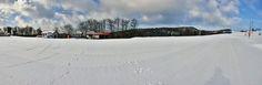 Marzec na Szczawniku. Stok narciarski - Stacja Narciarska Dwie Doliny Muszyna - Wierchomla http://www.wierchomla.com.pl/stacja-narciarska-zima/wyciagi