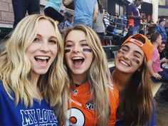 Candice King with her family, husband Joe King and stepdaughters Ava and Elise, at the game on November 2018 in Los Angeles, California. Candice Accola Wedding, Candice King, Caroline Forbes, Celebs, Celebrities, Vampire Diaries, Ava, Movie Tv, Husband