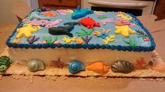 Ocean cake
